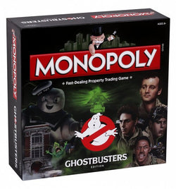 Ghostbusters Retro Monopoly