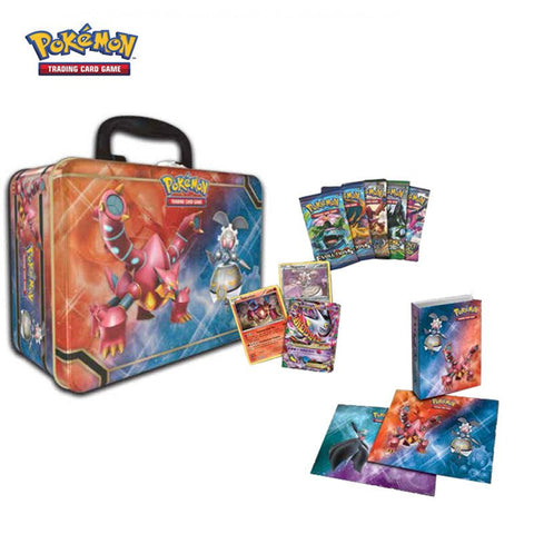 Pokemon Treasure Chest Tin 2016
