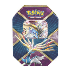 Pokemon Shiny Kalos Tin Xerneas