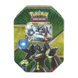 Pokemon Shiny Kalos Tin Zygarde