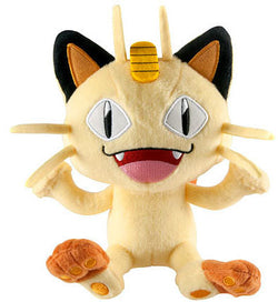Pokemon Plush Toy - Meowth