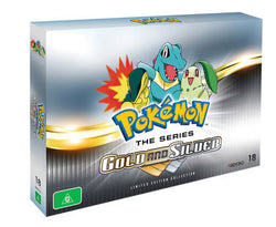 Pokemon: The Series: Gold and Silver (Limited Edition Collection)