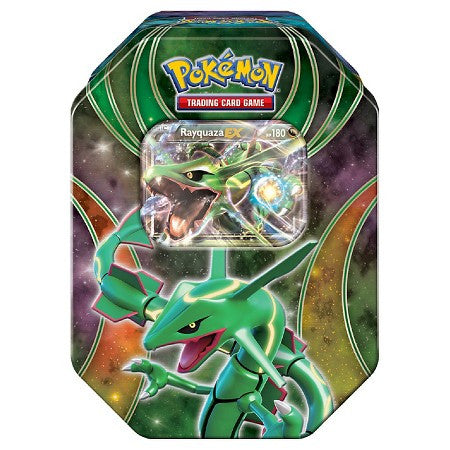 Pokemon TCG The Best Of EX Tins 2016 Rayquaza