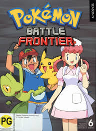 Pokemon: Season 9 - Battle Frontier