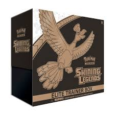 POKEMON TCG: SHINING LEGENDS ELITE TRAINER BOX