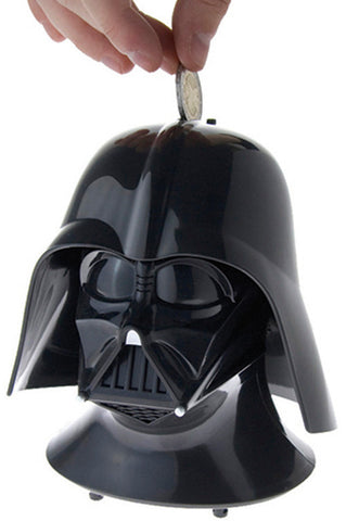 Star Wars Darth Vader Talking Moneybox