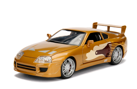 1:24 Slap Jack's Toyota Supra - Fast And Furious Diecast