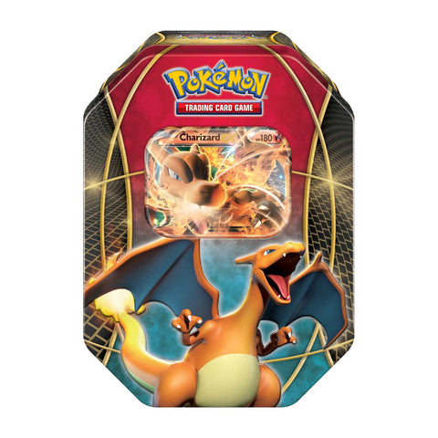 Pokemon TCG The Best Of EX Tins 2016 Charizard