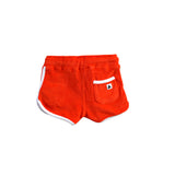Baby Shorts Hawaii Red Hinten von Ammehoela bei Yay Kids