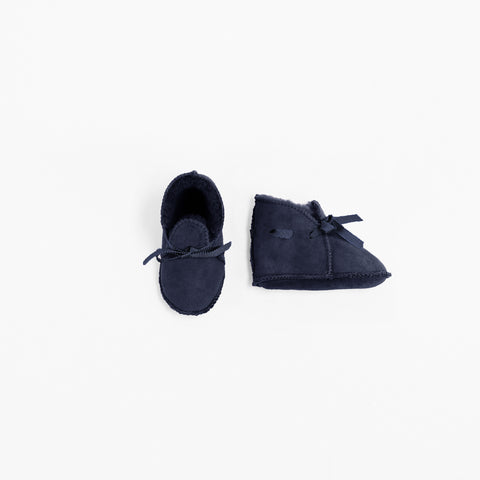 Toasties Paris Baby Winter Schuhe Dunkelblau bei Yay Kids