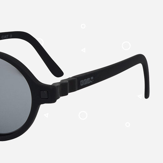 Kids Sunglasses RoZZ Black 4-6 years