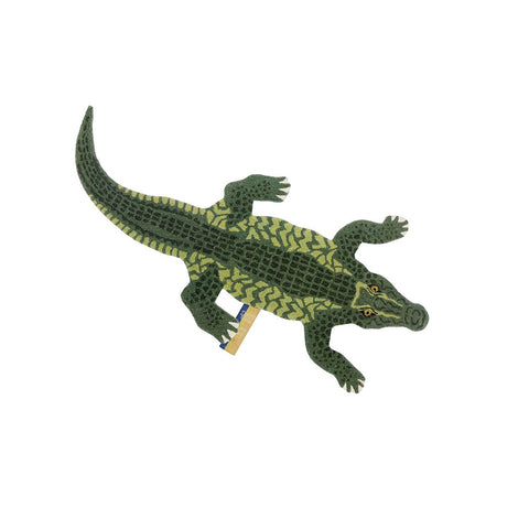 Doing Goods Coolio Crocodile Rug Large Deko Teppich bei Yay Kids