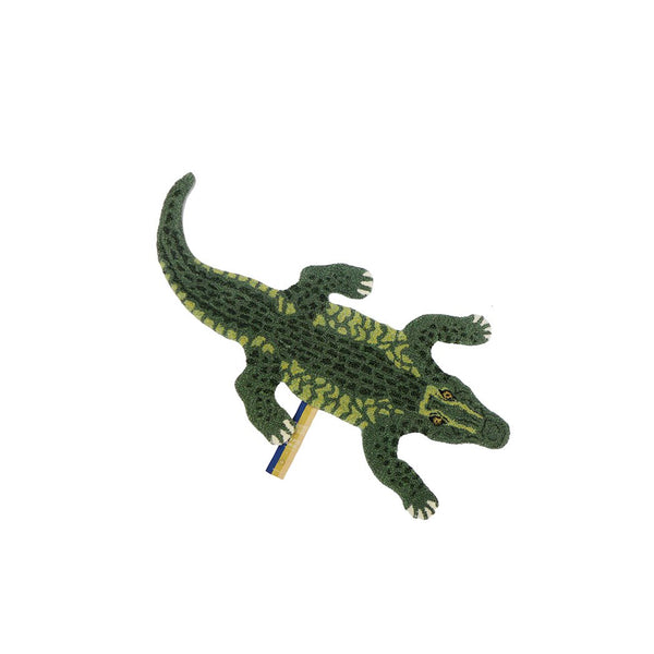 Doing Goods Coolio Crocodile Rug Small Deko Teppich klein bei Yay Kids