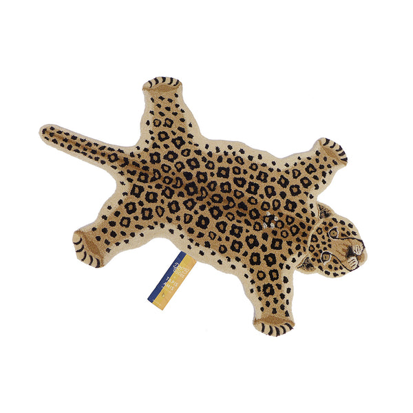 Doing Goods Loony Leopard Rug Large Deko Teppich bei Yay Kids