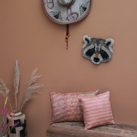 Doing Goods Rocky Racoon Rug Wanddeko Kinderzimmer bei Yay Kids