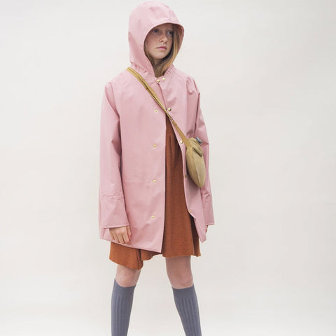 Faire Child Recycelte Kinder Regenjacke Rosa bei Yay Kids