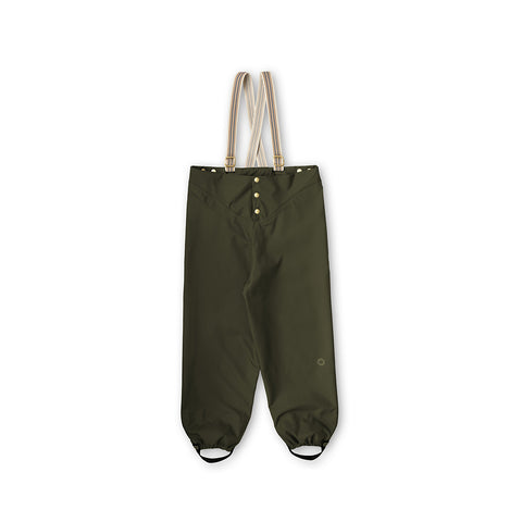 Faire Child Recycelte Kinder Regenhose Ash bei Yay Kids