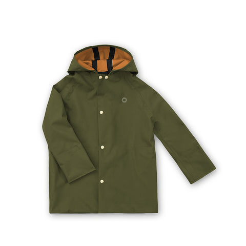 Faire Child Recycelte Kinder Regenjacke Spruce bei Yay Kids