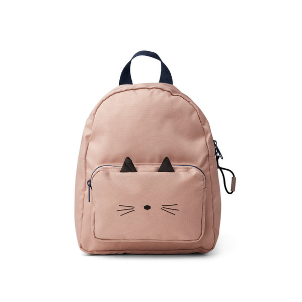 Liewood Kinder Rucksack Allan Cat Rose bei Yay Kids