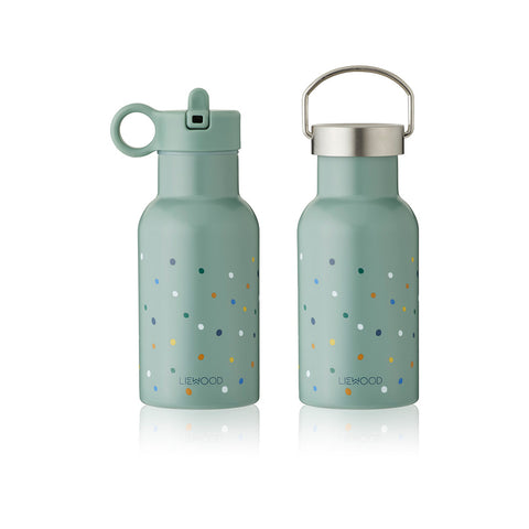 Liewood Kinder Trinkflasche Anker Confetti peppermint mix bei Yay Kids