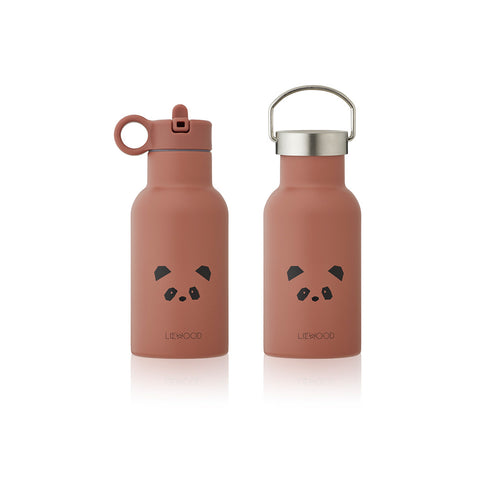 Liewood Kinder Trinkflasche Thermos Anker Panda Dark Rose bei Yay Kids