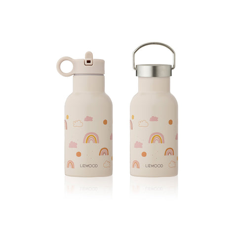 Liewood Kinder Trinkflasche Thermos Anker Rainbow Love Mix bei Yay Kids