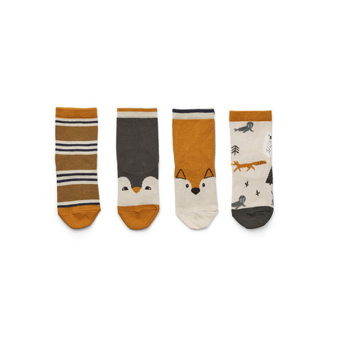 Liewood Kinder Socken Silas Arctic Mix bei Yay Kids
