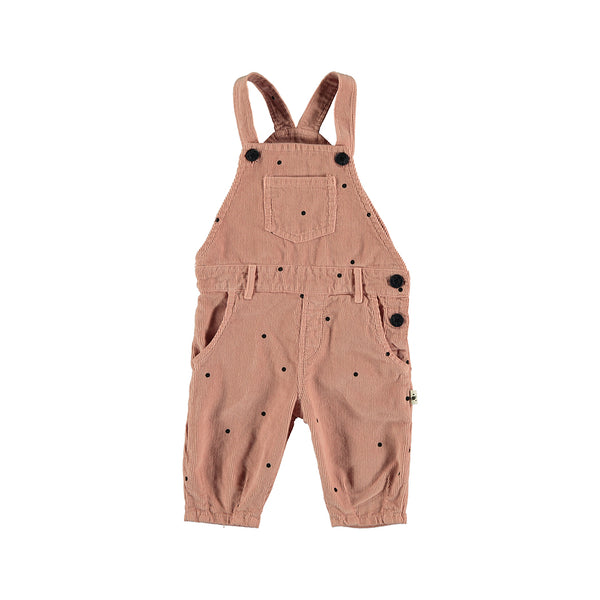 My Little Cozmo Baby Cord Latzhose Rosa bei Yay Kids