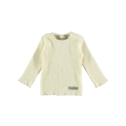 My Little Cozmo Baby Longsleeve Weiss bei Yay Kids