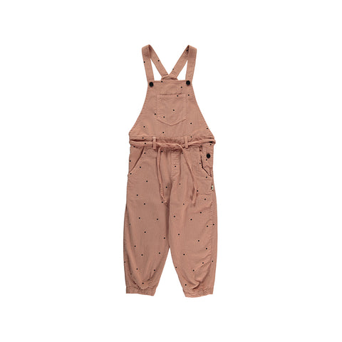 My Little Cozmo Mädchen Cord Latzhose Vintage Pink bei Yay Kids