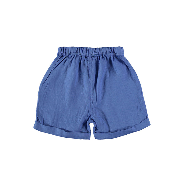 My Little Cozmo Kinder Leinen Shorts bei Yay Kids
