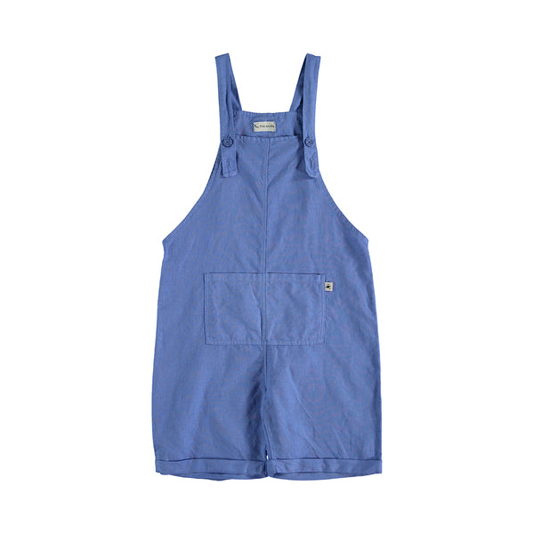 My Little Cozmo kurze Kinder Latzhose Blau bei Yay Kids