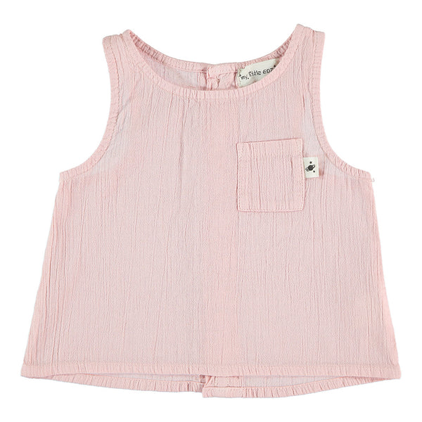 My Little Cozmo Baby Top Rosa bei Yay Kids