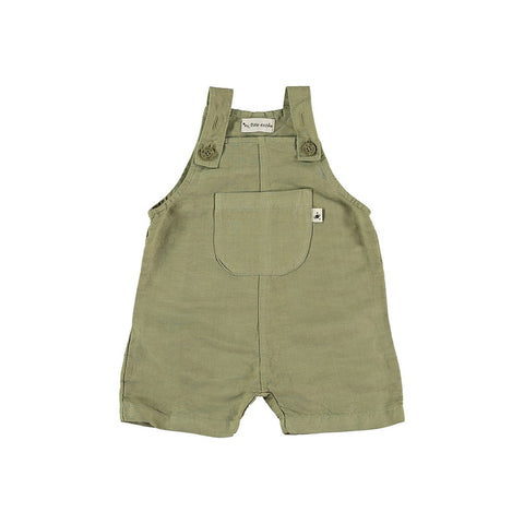 My Little Cozmo Kinder Latzhose Khaki bei Yay Kids