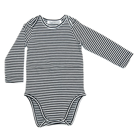 Mingo Babybody Stripes Yay Kids