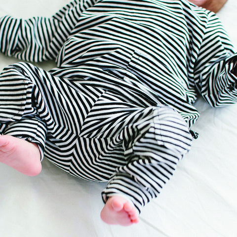 Mingo Baby T-Shirt Stripes langärmelig Baby Yay Kids