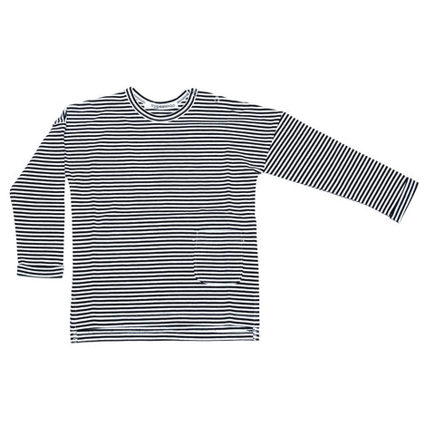 Mingo Baby T-Shirt Stripes langärmelig Yay Kids