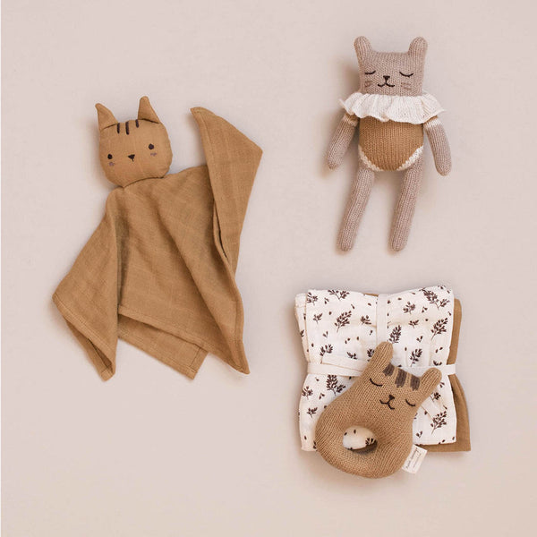 Main Sauvage Swaddle Set klein Meadow bei Yay Kids
