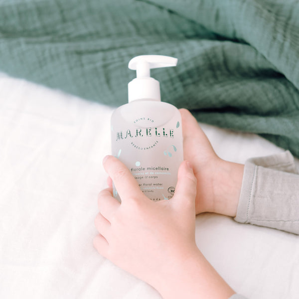 Marelle Bio Baby Pflege Eau florale micellaire bei Yay Kids