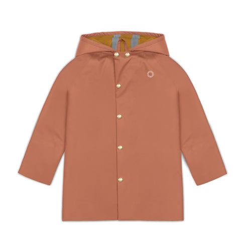 Faire Child Kinder Regenjacke Clay Rosa bei Yay Kids