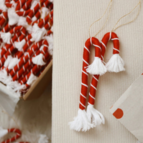 Moi Mili Christbaum Deko Candy Cane bei Yay Kids