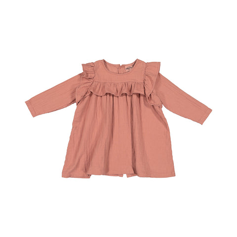 Dress Gisele Terracotta