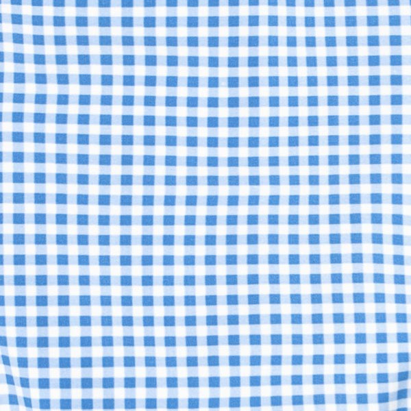 Minnow Muster Blue gingham bei Yay Kids