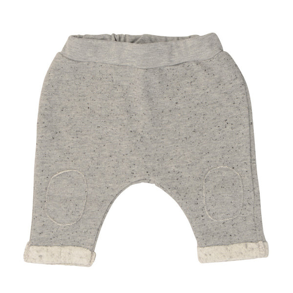 Baby Trainer Hose Speckle Grau Yay Kids