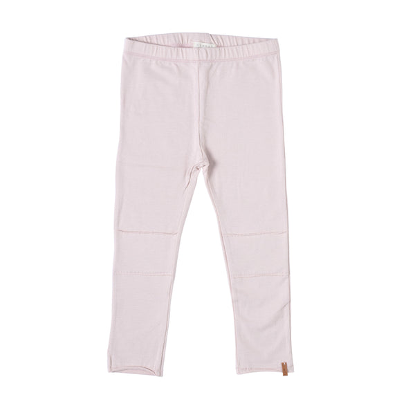 Baby Leggings Old Pink Nixnut Yay Kids