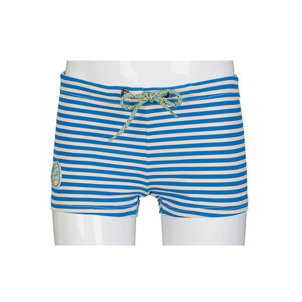 Kinder Badeshorts Blue Stripes von Pacific Rainbow bei Yay Kids