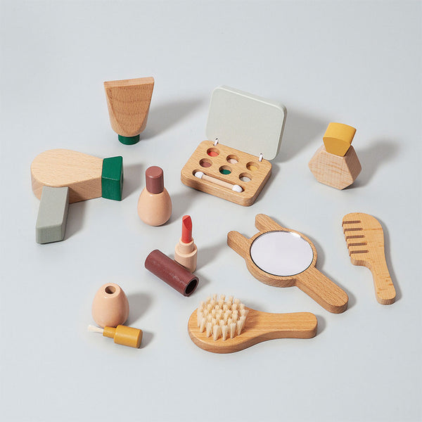 Petit Monkey Kinder Holz Make Up Set bei Yay Kids