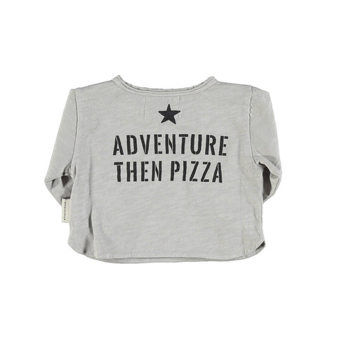 Piupiuchick Kinder Bio T-Shirt Pizza bei Yay Kids