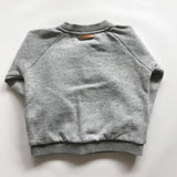 Pre-Owned Kinder Cardigan Grau von Nixnut bei Yay Kids Closet