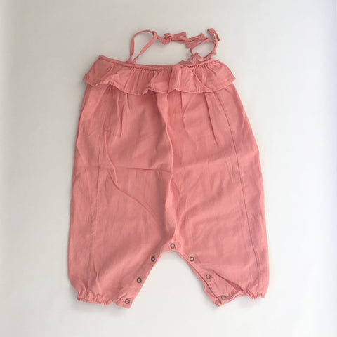 Second Hand Piupiuchick Mädchen Jumpsuit Coral bei Yay Kids Closet
